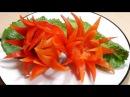 007. Kurs carvingu za darmo - kwiat z papryki / Free carving course - pepper flower