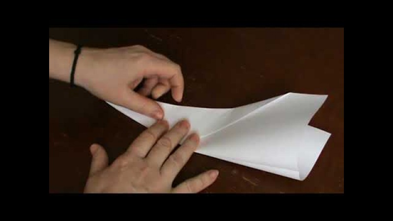 Поделка из бумаги