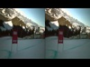 The world's toughest downhill ski course in 3D Red Bull Streif