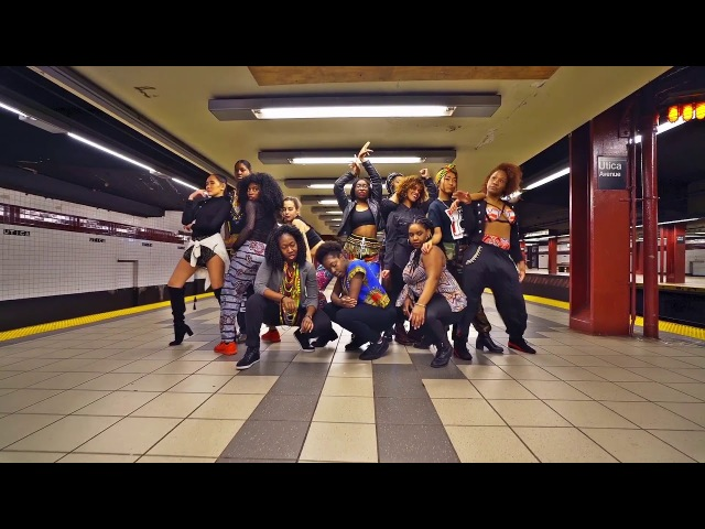 Blaakow || Afrobeat Dj Flex - Dip Dop || NYC