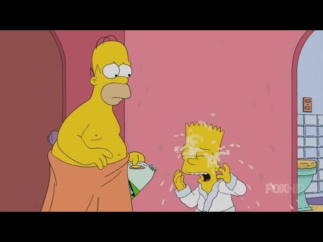 Simpsons eye bleach coub