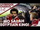 Mo Salah The Egyptian King Learn LFC Songs