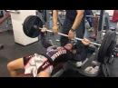 110 кг на 3 раза сучки учитесь