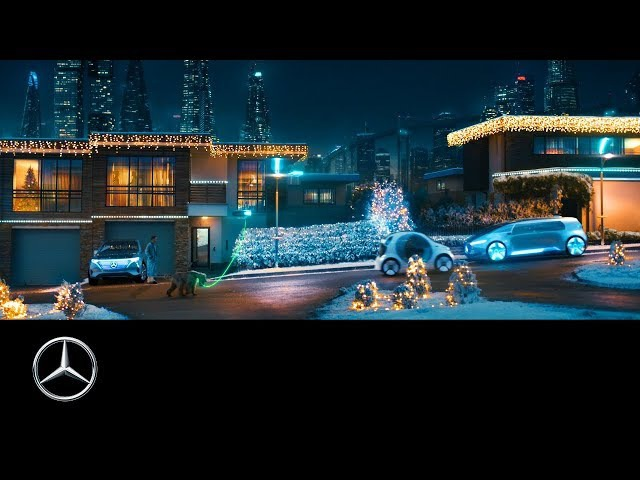 Future Traditions: A Christmas film by Mercedes-Benz (Swabian) | TV Spot