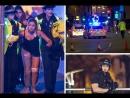 60 минут. Ад на стадионе Манчестер забитом детьми : террорист взорвал две бомбы на концерте певицы Арианы Гранде [23/05/2017, Т