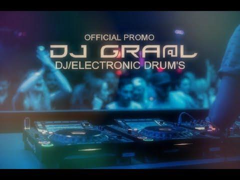 DJ Gra@L Official promo /dj электронные барабаны / dj electronic drum's