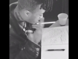 XXXTentacion читает (Instagram post 26.01)