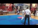 Александр Козлов, 4 бой