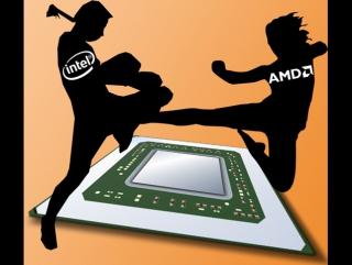 Как поднялся AMD