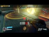 My moment from Overwatch. Hero: Pharah