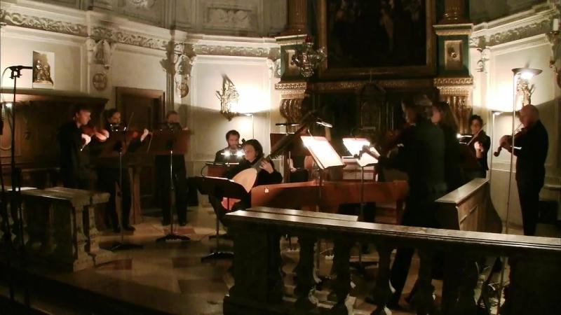 Evaristo Felice dall'Abaco - Concerto op. 5 Nr. 6, D-Dur - Kammerorchester L'Estro