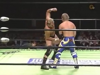Nigel McGuinness vs. Kotaro Suzuki (2007.7.1)