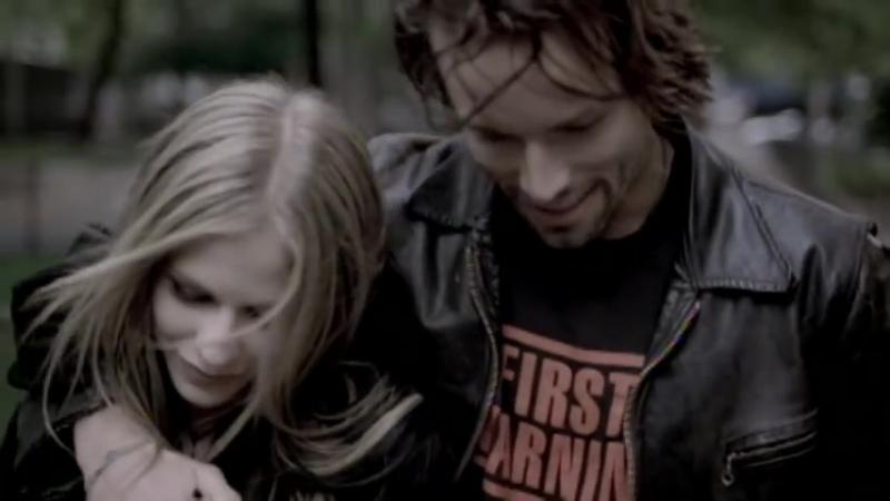 Avril Lavigne - My Happy Ending (VIDEO)