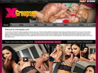 X Group Sex