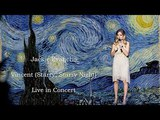 Jackie Evancho - Vincent - Starry, Starry Night (live in concert 2017) Don McLean