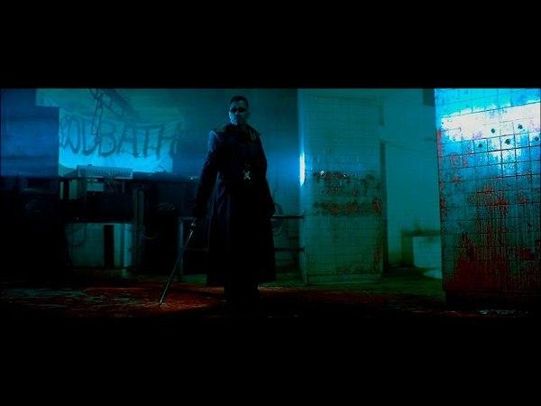 фрагмент из фильма Блэйд- Вечеринка для вампиров