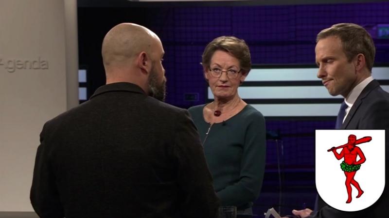 Arg Norrlänning ringer Fis Gudrun Schyman