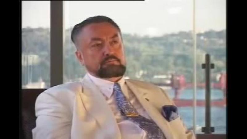 SN. ADNAN OKTAR'IN IRAN TV RÖPORTAJI (2007.09.28)