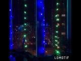 Новогоднее украшение для окон, 3 цвета, белый, синий и разноцветный 🌸