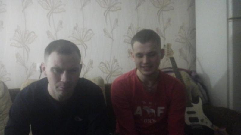 Антон Рашев и Владислав Житов Репетиция.