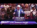 Trump Sings New Rules by Dua Lipa