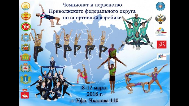 ПФО 2018 Уфа Нохрина Виктория
