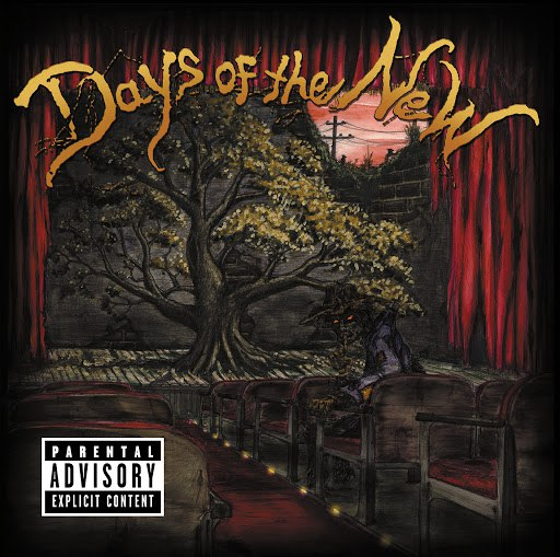 Days Of The New альбом Days Of The New (Red Album) (Explicit Version)