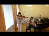 Just Play / ДДТ - Это все (кавер на скрипке и пианино)