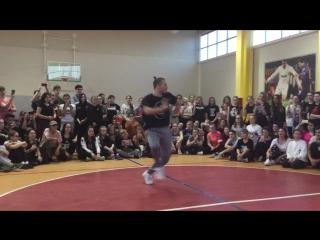 Hip-Hop choreo | Дмитрий Черкозьянов (г.Москва) | Казань