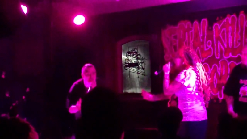 Razakel S.O.A.L. - Srpski-Core (Live Children of the Grave Tour 11-8-13, Pittsburgh, PA) [HD 720]