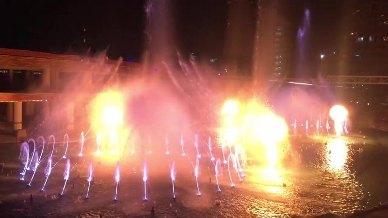 WaterGarden İstanbul - Show Havuzu Gösterisi 3. Bölüm