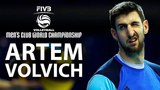 TOP 15 » Amazing Volleyball Moments by Artem Volvich | Club World Championship 2017