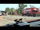 Ужасная авария на трассе Волгоград-Калач-на-Дону 24.08.2013