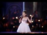 Юная певица с очень сильным голосом! / Тали Купер. Синяя птица