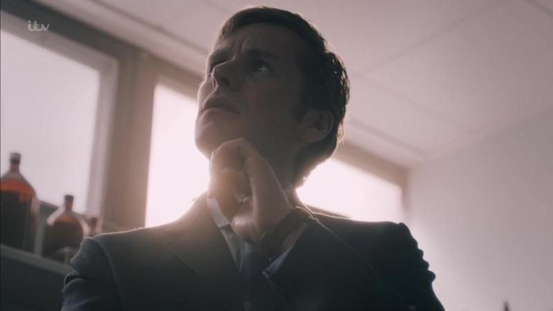 Endeavour/ Индевор, 5 сезон 3 серия (озвучка SunshineStudio)