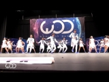 First Legends Club _ 3rd Place Upper Division _ FRONTROW _ World of Dance San Di
