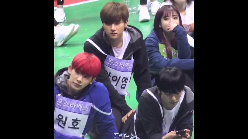[Fancam][15.01.2018] ISAC 2018 Idol Star Athletics Championships