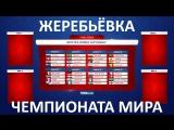 Как Будет Проходить Жеребьёвка Чемпионата Мира По Футболу ФИФА 2018?