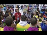 Отличная песня от участников Всемирного фестиваля молодежи и студентов в Сочи-2017