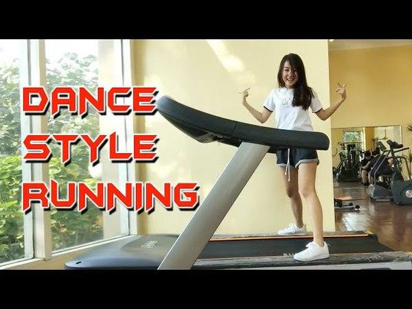 Cả phòng GYM tê liệt bởi bước nhảy quá cuốn hút - Dance style running - Shape of you   HAYPHET.NET