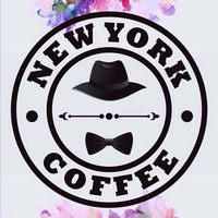 Логотип New York Coffee Самара (тайм-кофейня)