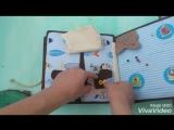 Книга игр Пираты - корабль-паззл