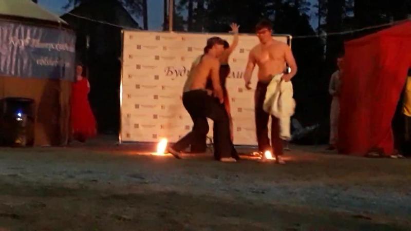 Огненные жеребцы