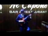 8.03.2018 (четверг) Испанская гитара, гитарист Дмитрий Белов в ресторане Аль Капоне Челябинск