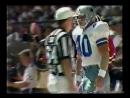 Atlanta Falcons vs Dallas Cowboys 1986 2nd Half