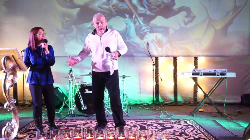 Как воскрешать мёртвых. Давид Хоган 3-й день, вечер. Декабрь 2017 Владивосток