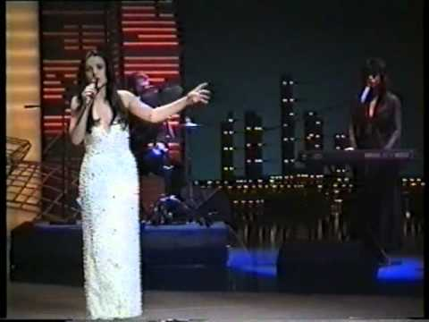 Cyprus 1994 - Evridiki - Eimai Anthropos Ki Ego - 1st Dress Rehearsal Camcorder Footage