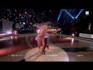 Cengiz Al en Skal vi danse semana 6 | skamfamily