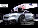 Subaru Viziv Performance Concept 2017 Токио Авто-Шоу 2017