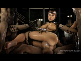 Catwomen Porno